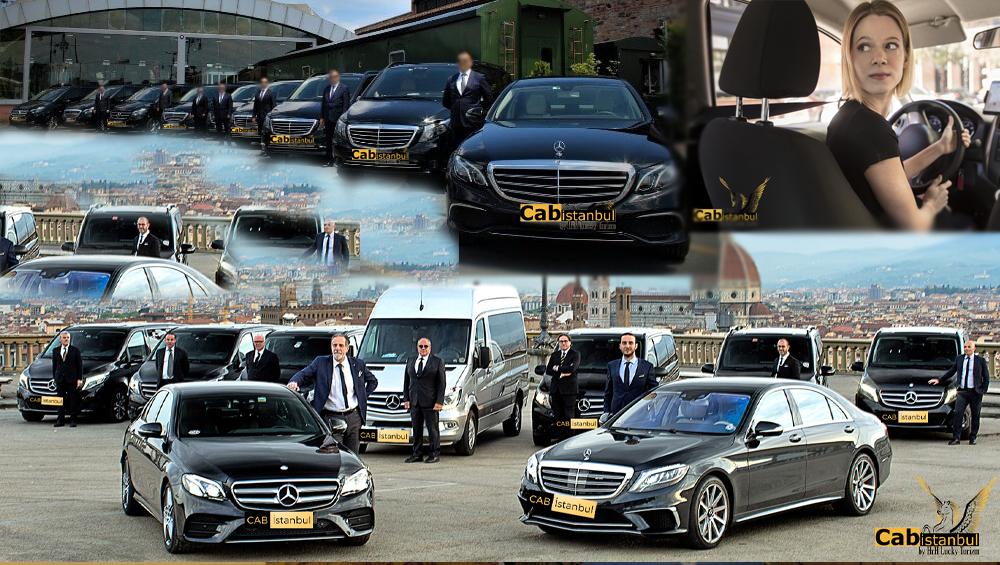 سيارات مرسيدس فان للإيجار في تركيا