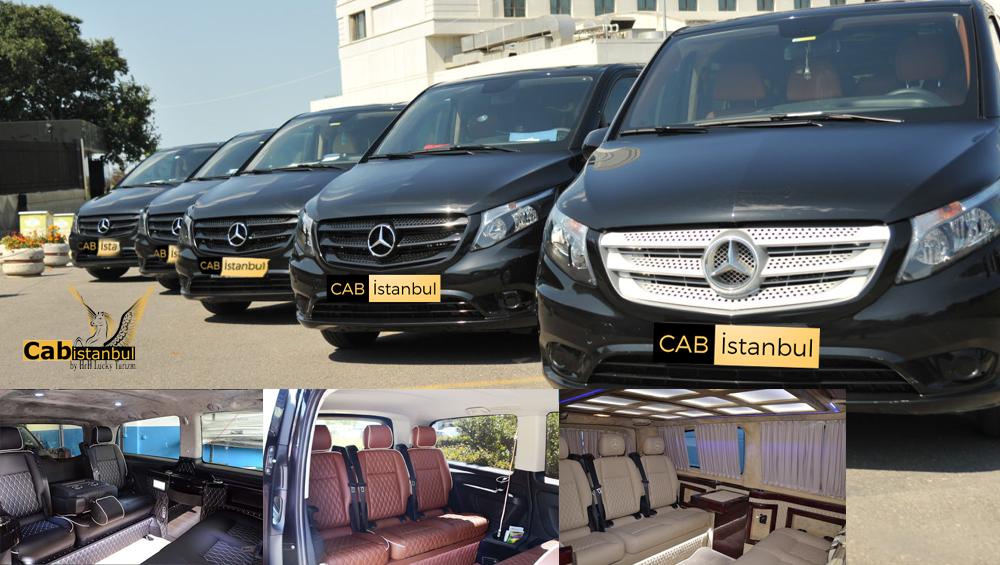 minibus rental istanbul