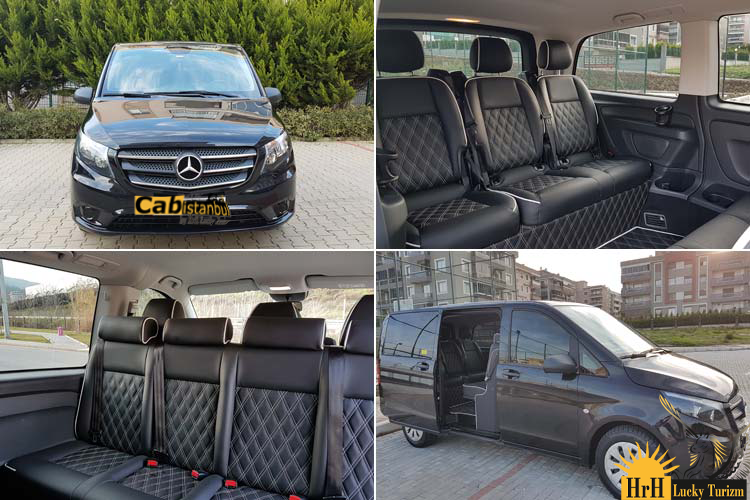 rent a vito with driver