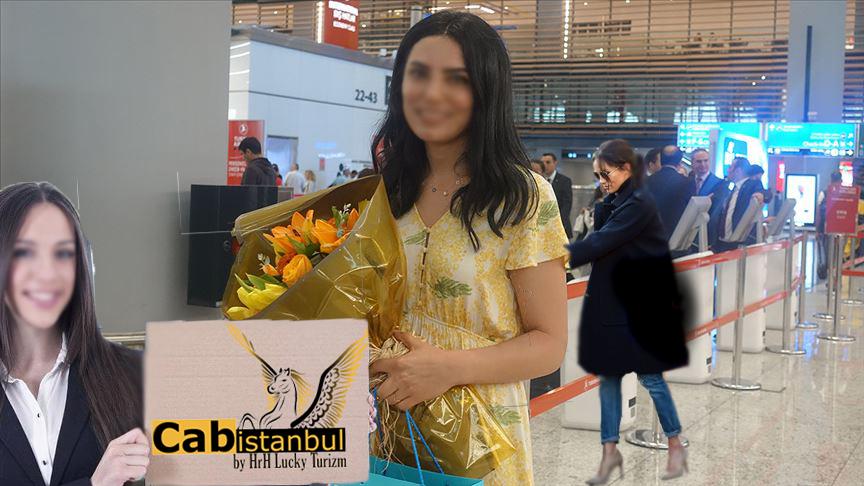 خدمة الاستقبال والترحيب في مطار اسطنبول ومطار صبيحة