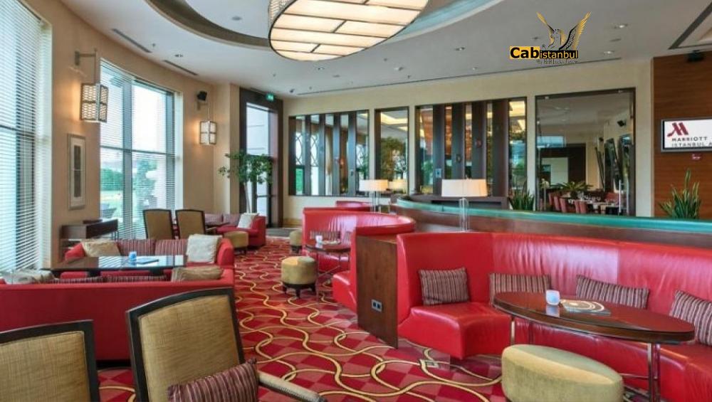 ليموزن فندق اسطنبول ماريوت آسيا