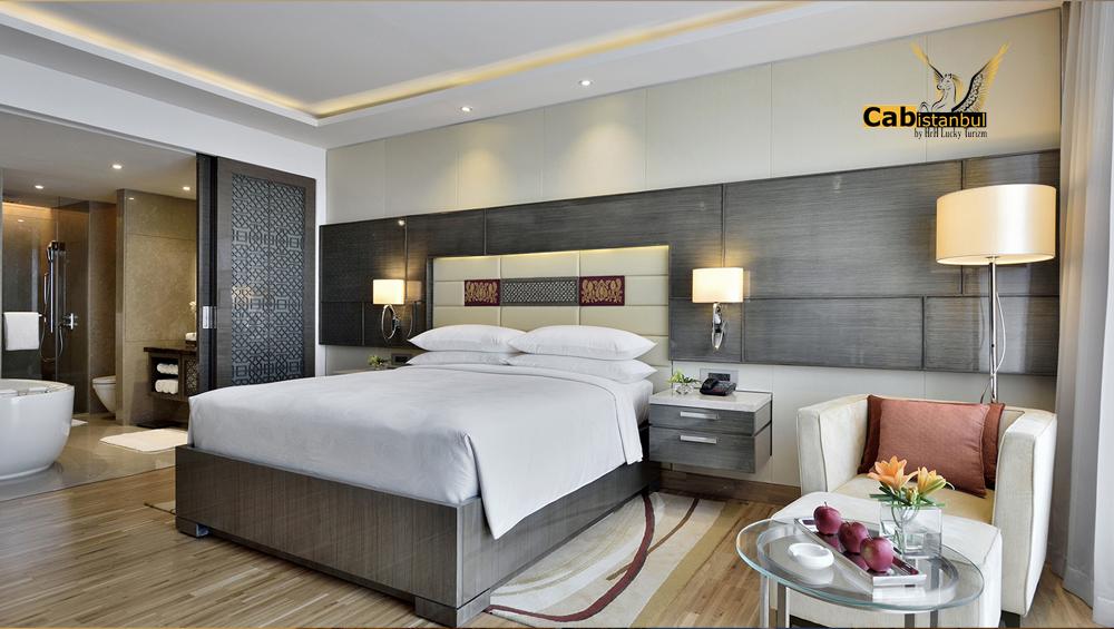 كيف أصل من مطاراسطنبول إلى فندق ماريوت آسيا