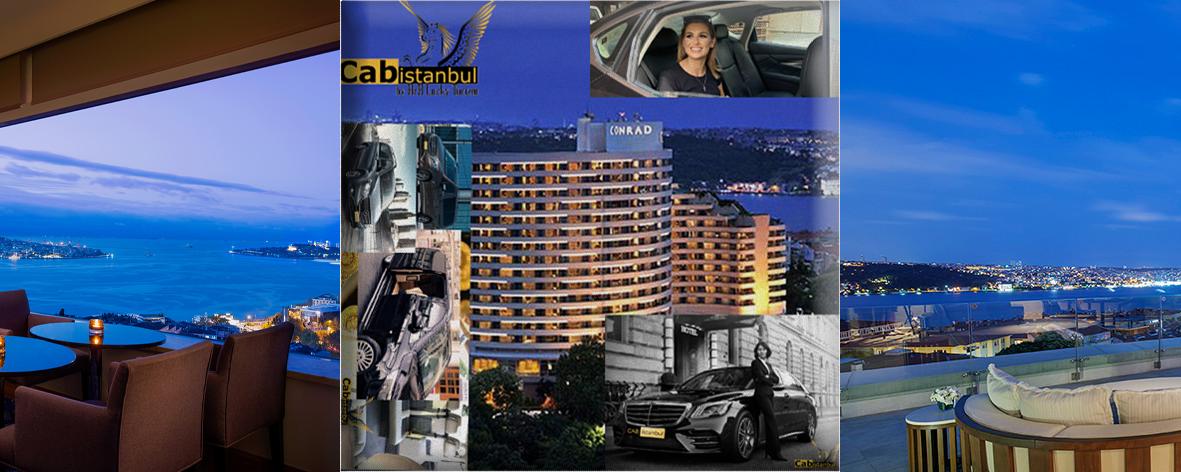 conrad hotel limousine
