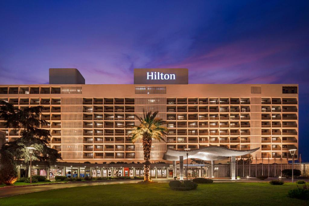 فندق هيلتون البسفور اسطنبول