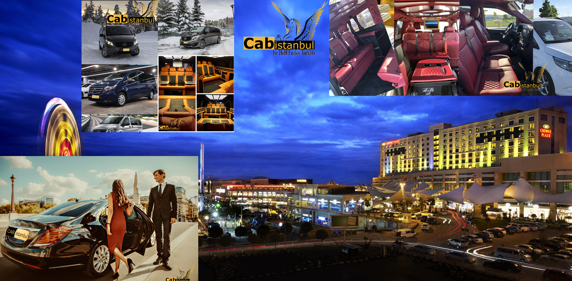 Crowne plaza Asia hotel limo service