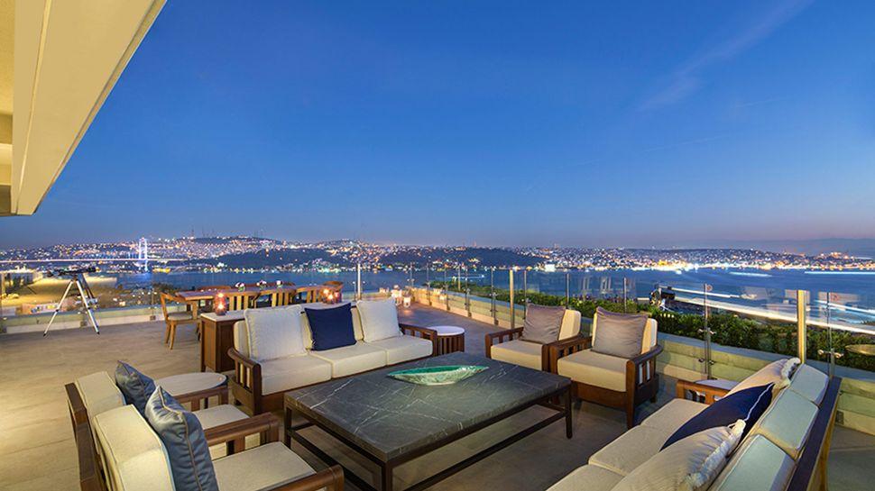 grand tarabya hotel price