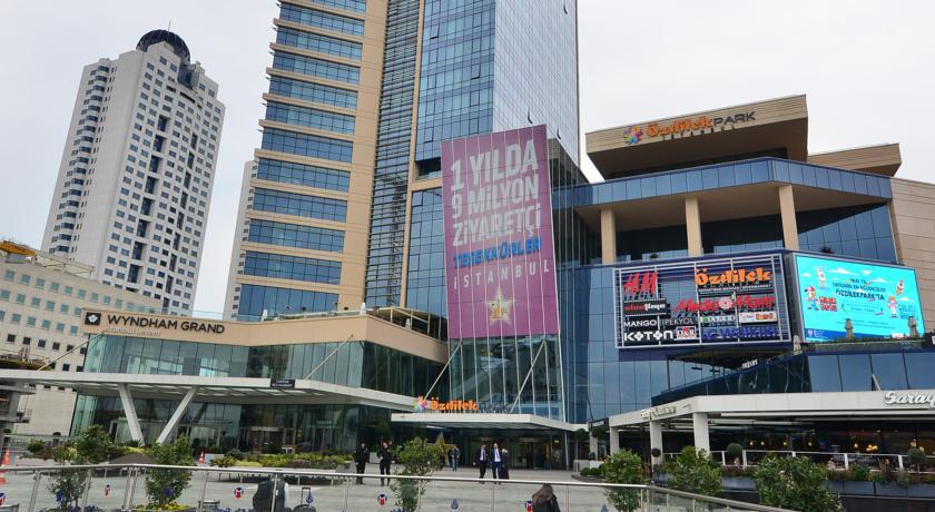 hotel whyndham istanbul