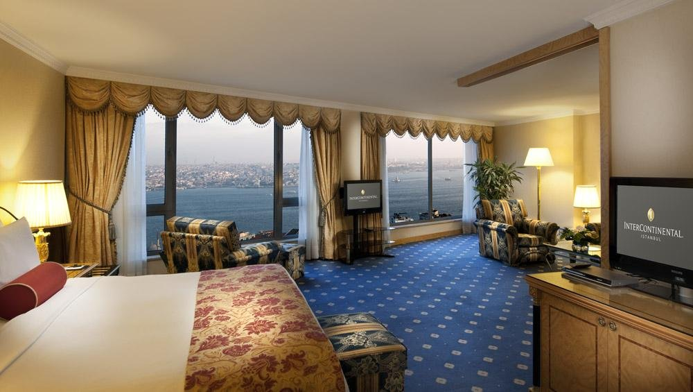 Intercontinental hotel istanbul