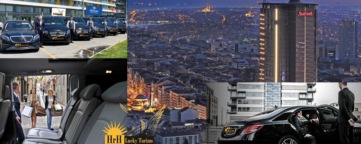 فندق اسطنبول ماريوت سيلسي