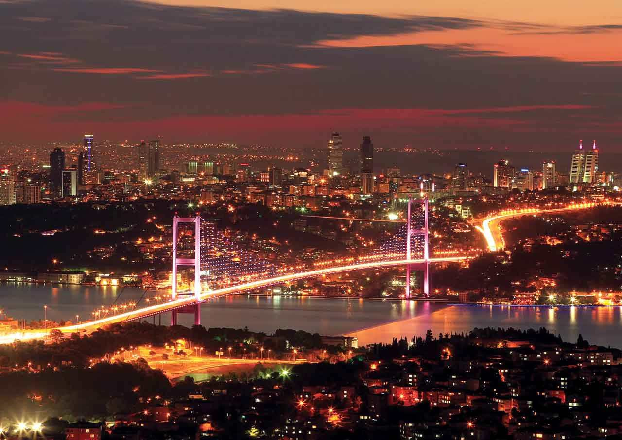 can we walk on Bosphorus bridge
