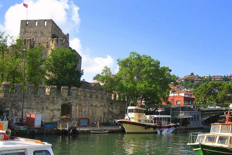 anatolian fortress