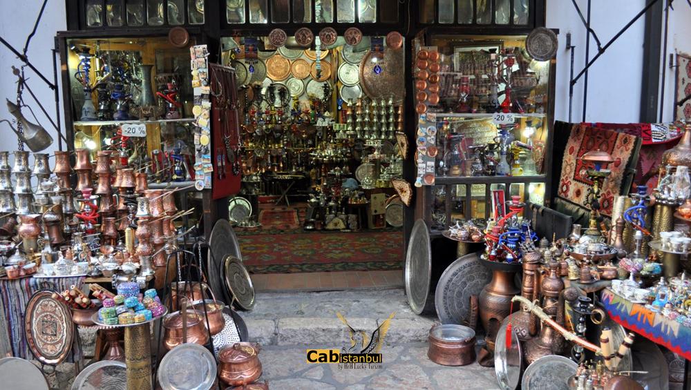 bazaar of istanbul