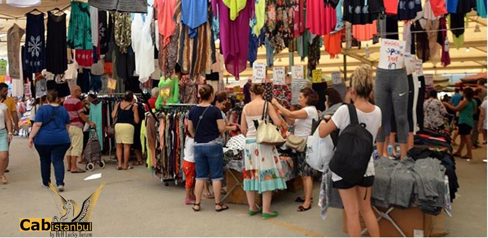 Wednesday street bazaar