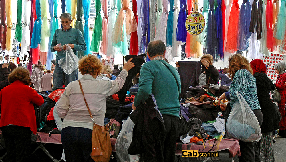 cheap street market istanbul