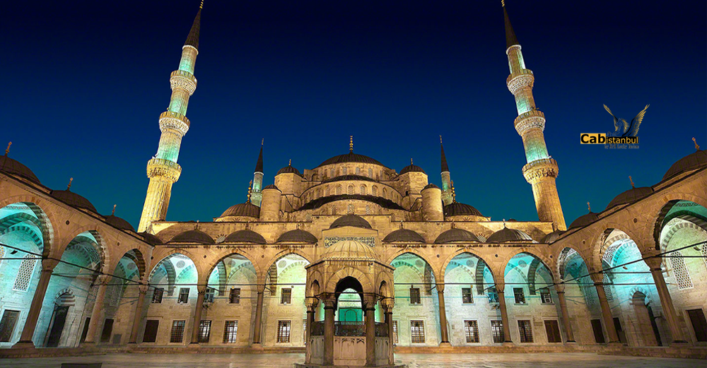 Where is Blue Mosque