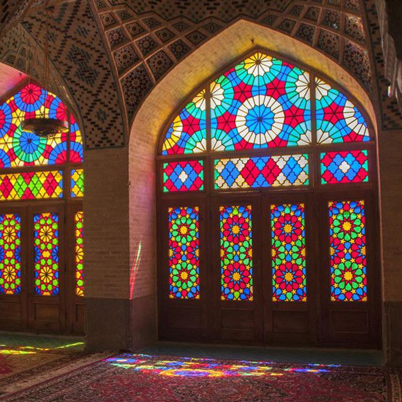 blue mosque lamps
