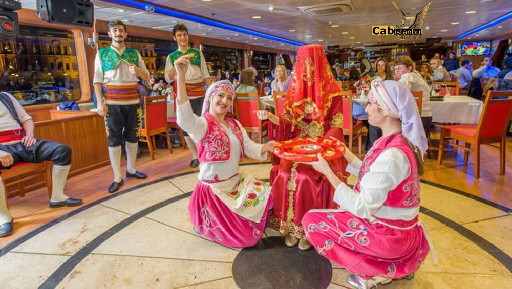 رقصة تركية في البسفور