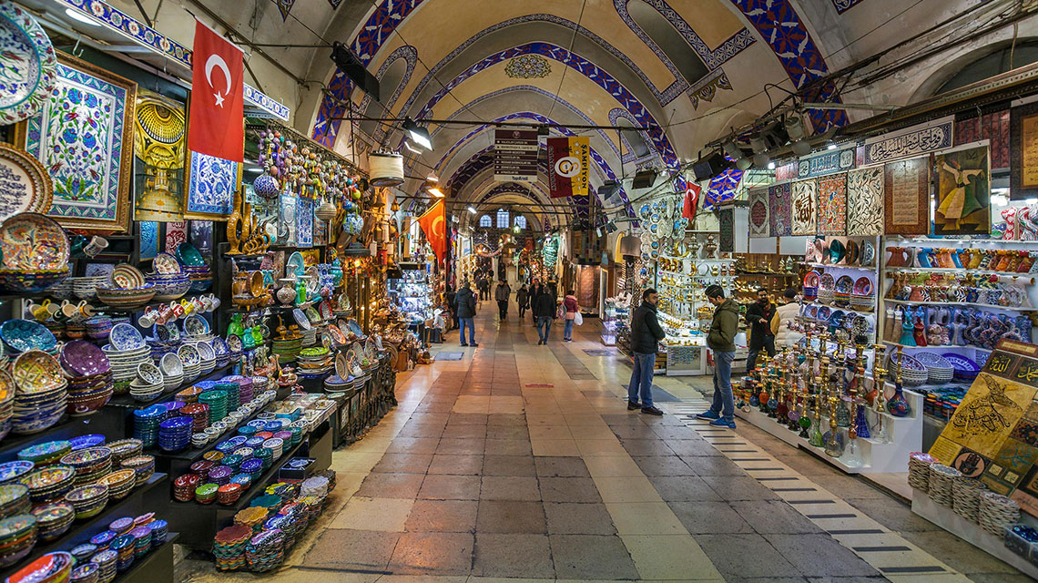 gift shops istanbul
