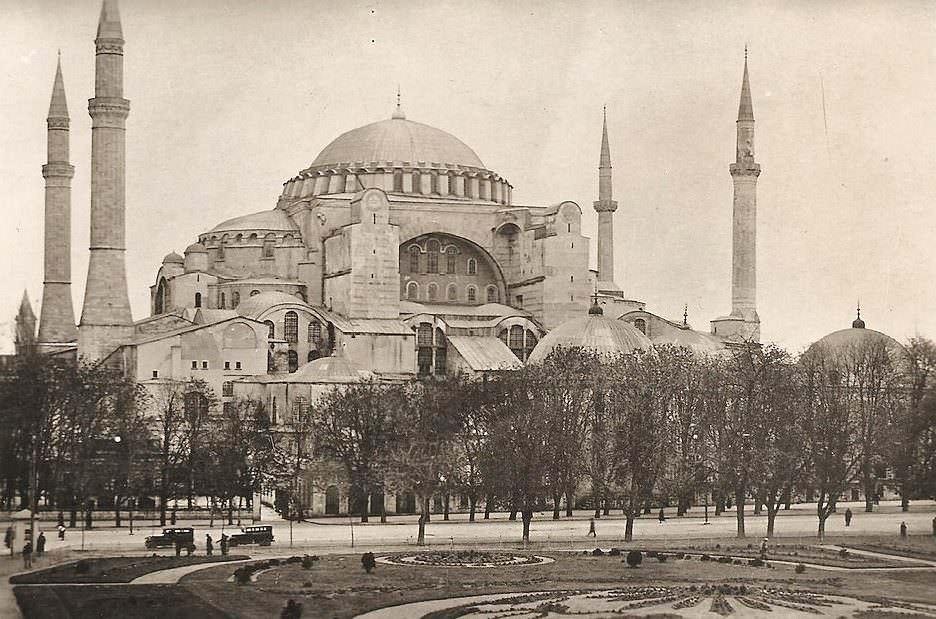 Hagia Sophia old