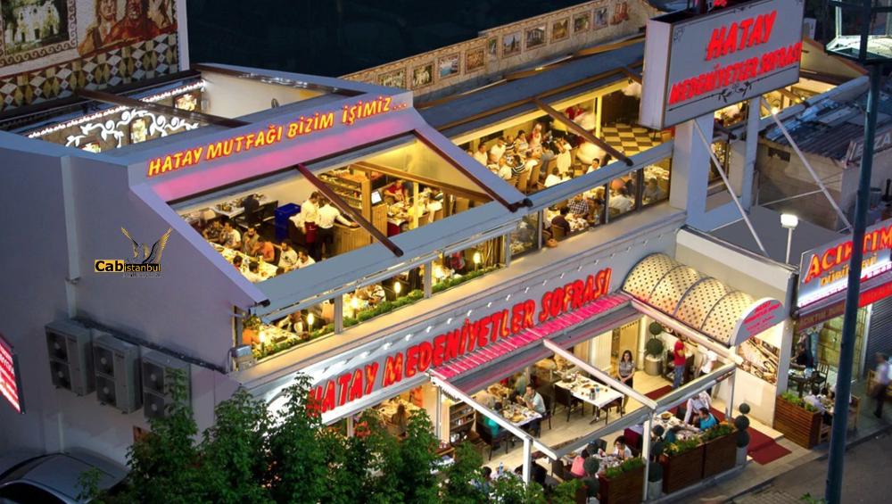hatay medeniyet restaurant