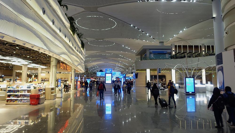 istanbul havalimanı ulaşım