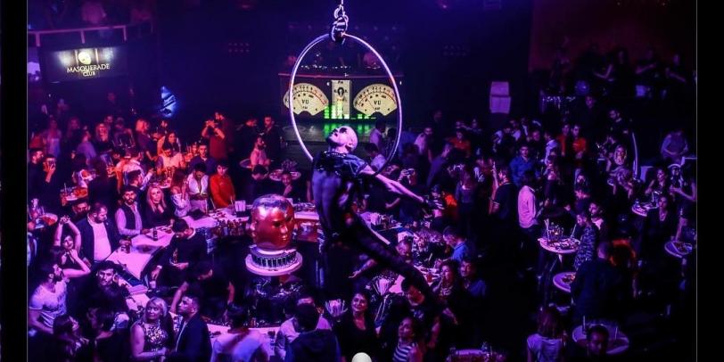masquerade club