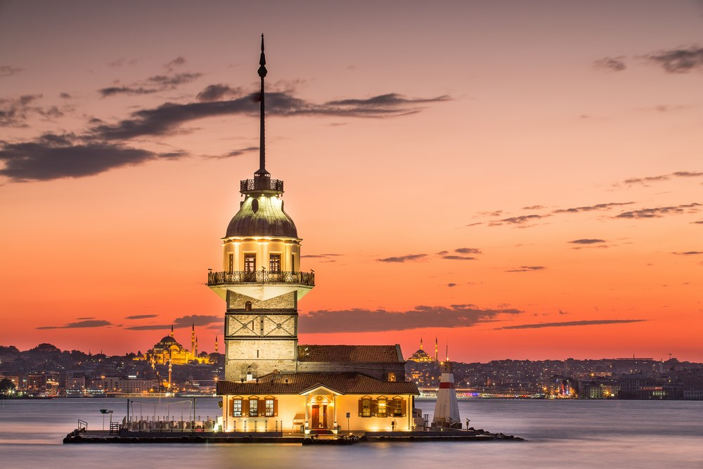 maiden's tower legend