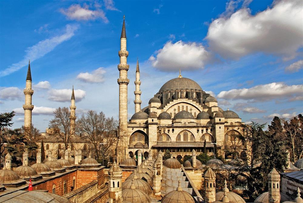 جولة  اليومية في اسطنبول