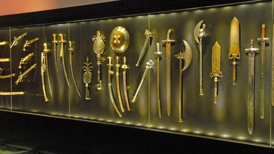 osmanlı silahları müzesi