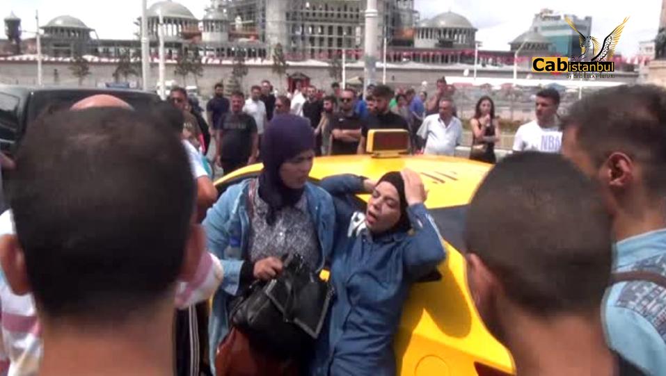 ارقام سواقين في اسطنبول يتكلمون عربي
