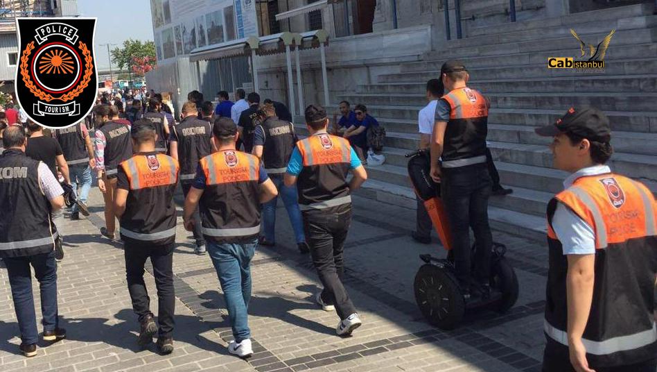 سائق المخادعين في اسطنبول