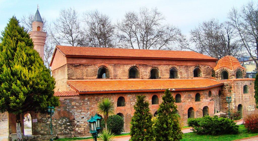 Iznik Hagia Sophia Museum