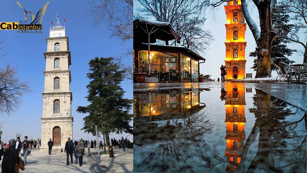 رحلات سياحية الى بورصة من اسطنبول