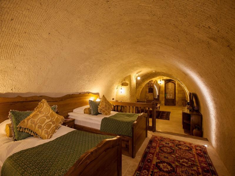Nevşehir mağara otelleri