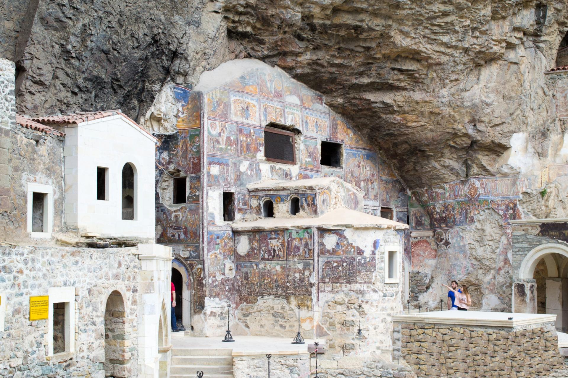 sümela manastırı hangi ildedir