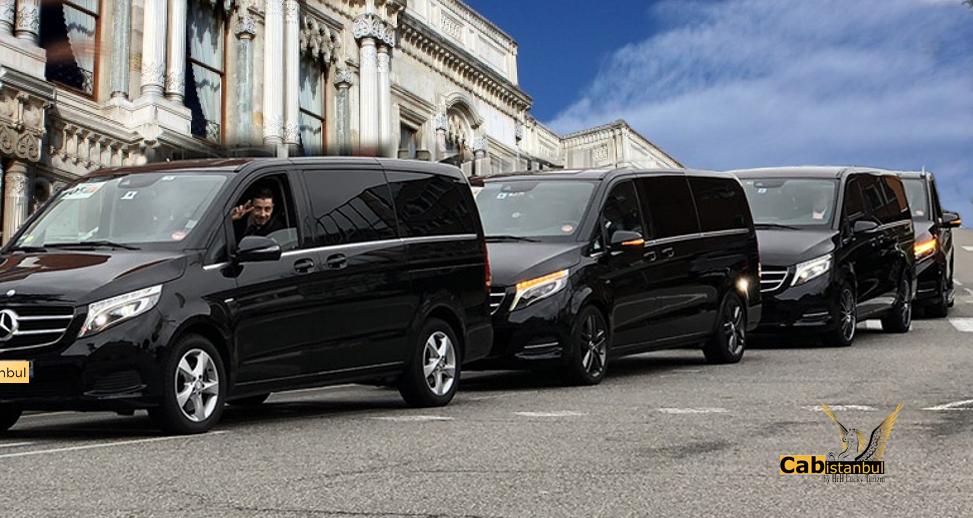 Şoförlü vip minibüs kiralama fiyatları