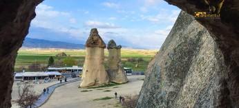 Pasabag Valley Fairy Chimneys Cappadocia: Pasabag, Monks Valley