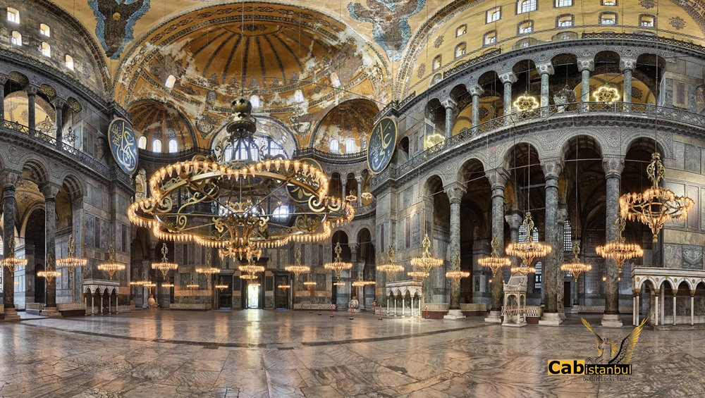 Hagia Sophia Mosque-Museum-Church; How old İt İs ? What Was the Story?