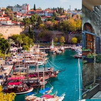 Attraction Places In Antalya