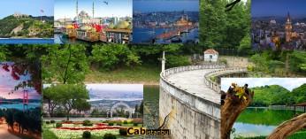 İstanbul da gezilecek yerler; Galata Kulesi, Belgrad Omanı, Boğaz ve birçok şey