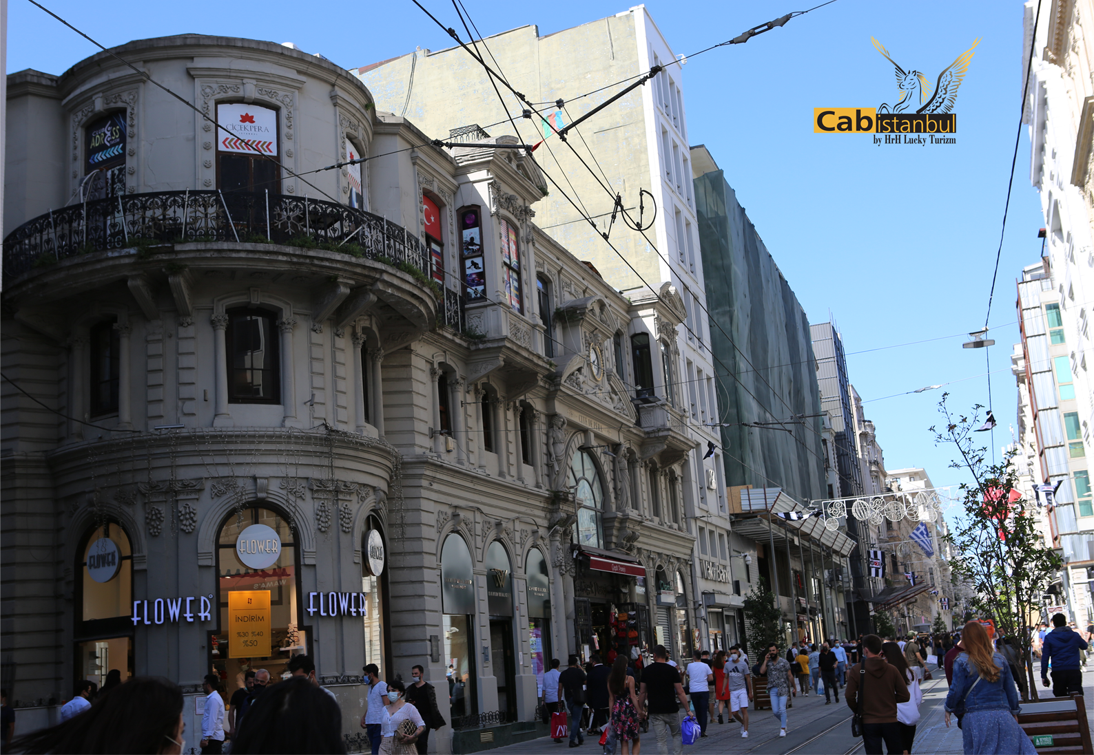 Istiklal Street-Avenue, What to do in İstiklal Street?