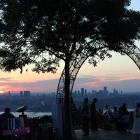 Camlica Hill-Best View Of Istanbul