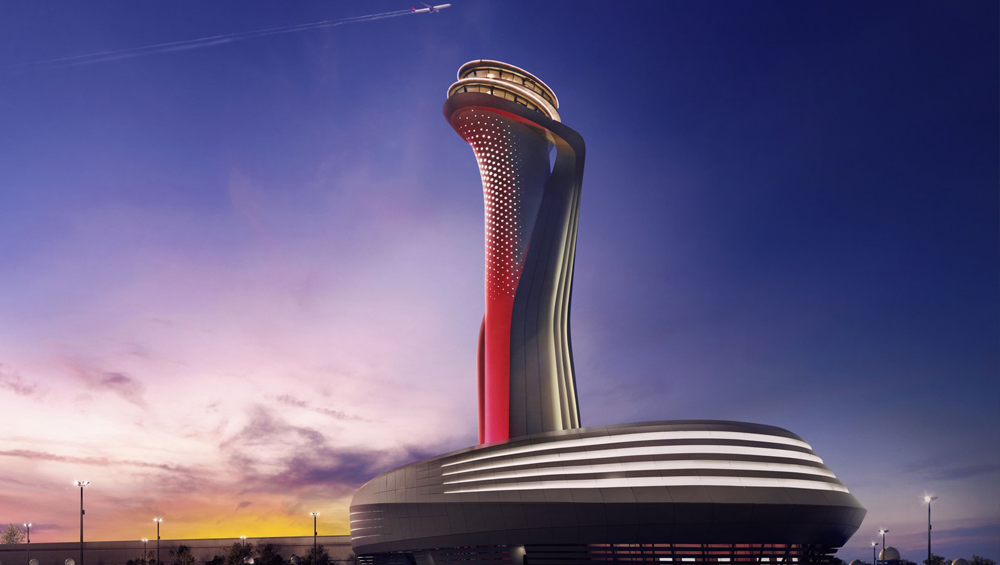 İstanbul International Airport (İST)-New Istanbul Airport