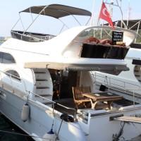 Luxury Yacht Charter İstanbul Bosphorus