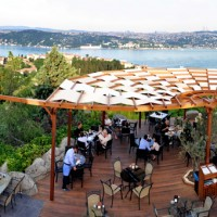 Ulus Park & Cafe-Bosphorus View Brunch/Restaurant