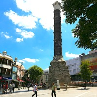 Column of Constantine (Çemberlitaş)